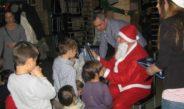 Познай дядо Коледа и спечели награда