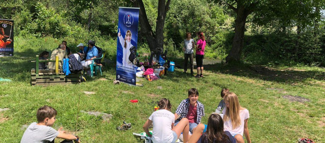 Весел глъч и добро настроение на тренировката – пикник в неделя!