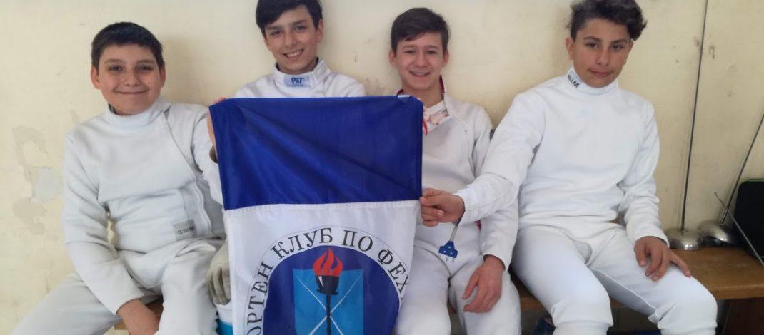 3 шампионски титли,1 вицешампионска и 3 бронза на финалите във Варна!