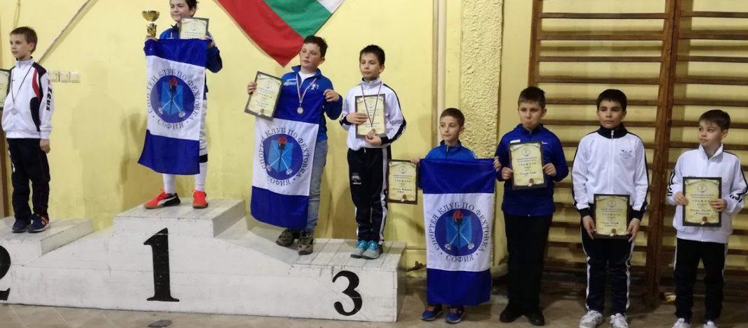 Калоян Йорданов е новия  Шампион в първенството на България!