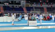 Първо участие на Световно първенство за кадетки и първа победа!