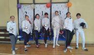 """Прекрасно настроение и незабравими емоции на""""Fencing star""""-турнира на смелите!"""