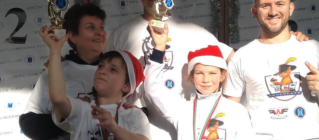 """Коледен детски турнир """"Шоколад"""" – една незабравима емоция!"""