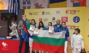 Развяхме българското знаме като шампиони и в Солун!