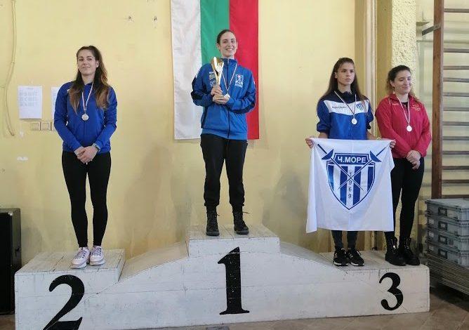 Йоанна Ерменкова спечели Шампионската титла при жените за 2020!